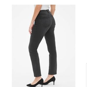 Gap Women's Curvy Regular Black Jeans size 12